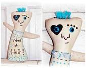 "ANGLE DOLL ""Need A Hug"" Valentine's Hugs Doll"