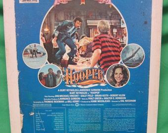 "Burt Reynolds is ""Hooper"" - CED VideoDisc"