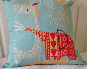 Horse Pillow for Childrens Room
