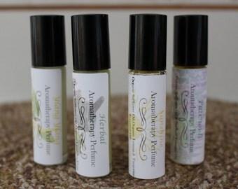 Organic Aromatherapy Perfume