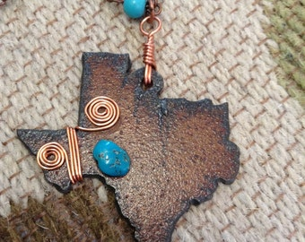 West Texas Dreamer Necklace