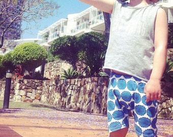 New Blu Little Shorts
