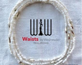 Angelic African Waist Beads