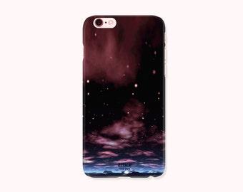 iPhone 7 Case, iPhone 7 Plus Case, iPhone 6/6S Case, iPhone 6/6S Plus, iPhone 5/5S/SE Case, iPhone 5C Case - Dream Sky