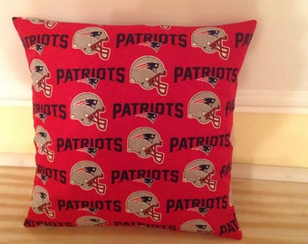 New England Patriots Pillow