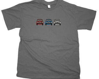 Men's Classic Mini Cooper Italian Job T-Shirt
