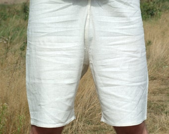 Male underwear, linen, middle ages