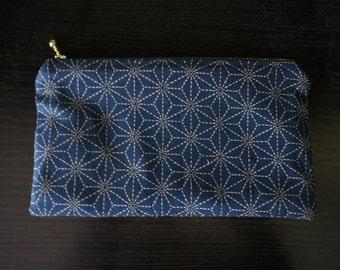 Japanese fabric clutch ,hand bag,jewels