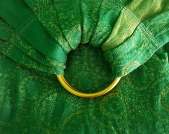 Ring Sling Wrap Conversion