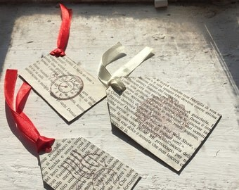 Tags gift tags