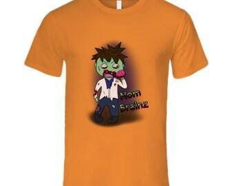 Zombie Mens T Shirt (halloween)