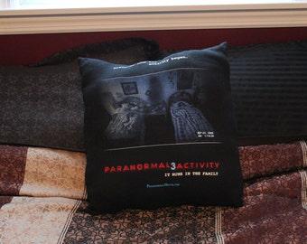 Paranormal Activity 3 Throw Pillow