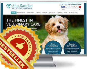 Custom Website Design - Mobile Friendly Website - Wordpress Website - Online Shop - Ecommerce Website - Doctor Website - Medical Website