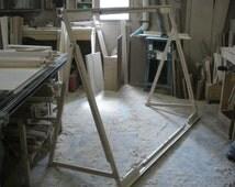 The Heron  Large Frame Loom