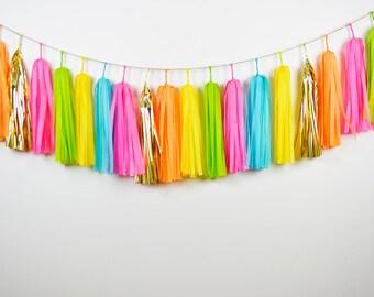 Fiesta Tassel Garland, Flamingo Party, Taco Party, Fiesta Garland, Fiesta Birthday, Fiesta Party, Fiesta Wedding Banner, Fiesta Bunting