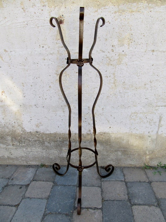 plant stand antique plant stand iron plant stand metal. Black Bedroom Furniture Sets. Home Design Ideas