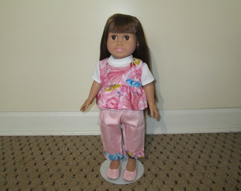 3 Piece Princess 18 Inch Doll Outfit