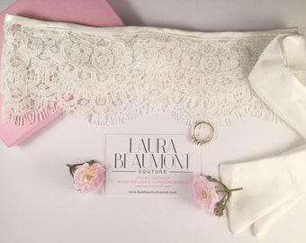 Lace & Silk Blindfold, lingerie