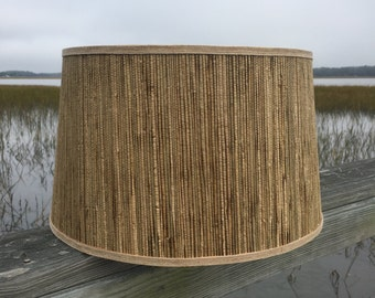 Seagrass Lamp Shade By Creativelampshades On Etsy