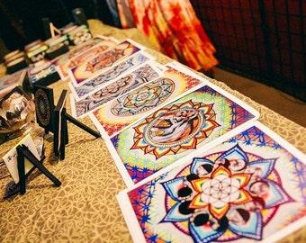 8x10 Mandala Prints I