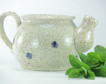 Ceramic Teapot, Ceramic Kettle, Ceramic Tea Pot, Big Teapot, Tea Kettle, Best Teapot, Teapot With Infuser, Clay Teapot, Antique Teapot