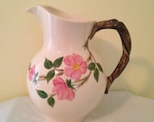 Franciscan Desert Rose Lg 64 oz PITCHER - Interpace USA Dishes