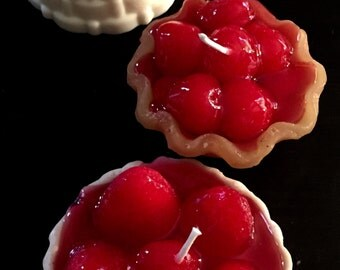 Pie Candles