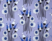 Dandy Dancer in Charcoal, Prairie Chic Collection by Jane Sassaman for Free Spirit Fabrics 4200