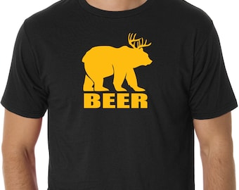 Beer Bear tshirt.. Bear Beer tshirt.. Funny Beer Bear tshirt.. Bear Beer shirt.. Beer Bear shirt..