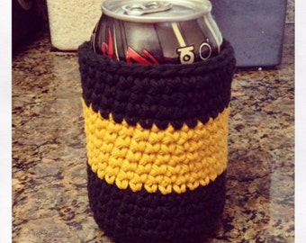 Sports Themed Can Cozy