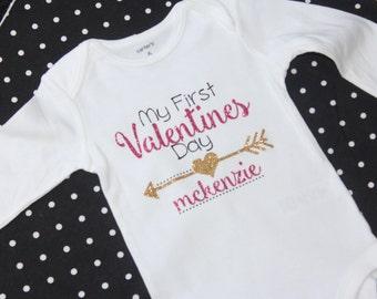 Valentines Onesie