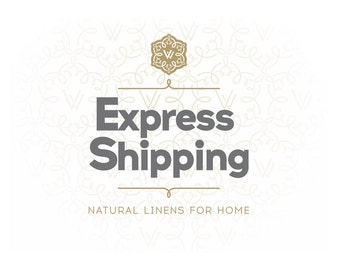 EXPRESS SHIPPING- 2-4 Business days- Priority Shipping Worldwide