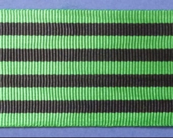 French Medal Ribbon For The Franco Prussian War Campaign Medal Of 1870-71