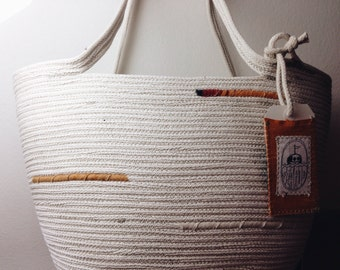 "Cotton Cord Bag ""Made to Order"""