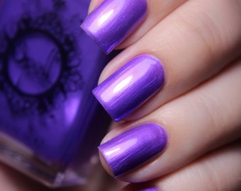 "SPELL Polish indie nail laquer ~All I See is You~ from ""It Was Written in the Stars""!"