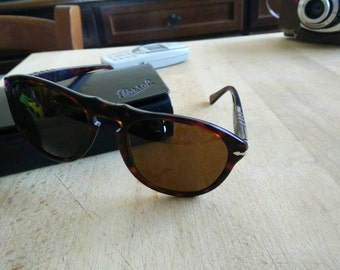 Rare PERSOL RATTI 649 with meflecto system sunglasses with original case