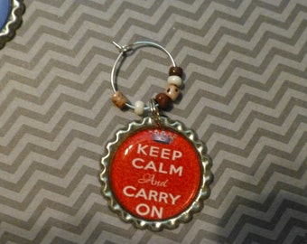 Carry On Wine Charms