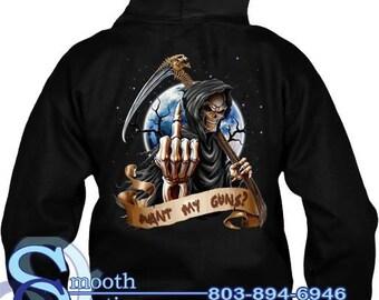 Want my Guns Hoodie