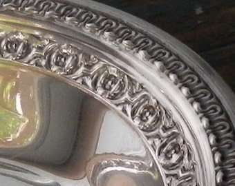 Handsome Small Reed and Barton Silverplate Bowl!