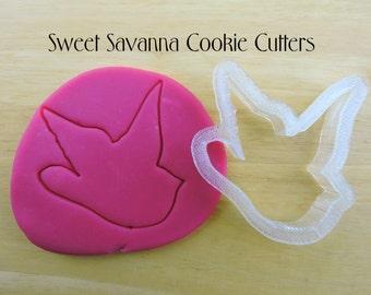 Swallow Cookie Cutter No2, Bird Cookie Cutter