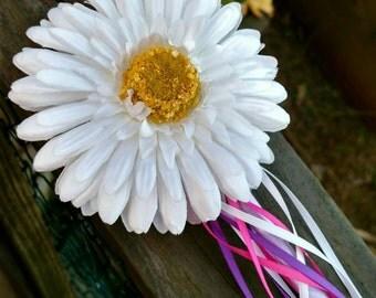 Bright Flower Fairy Wand