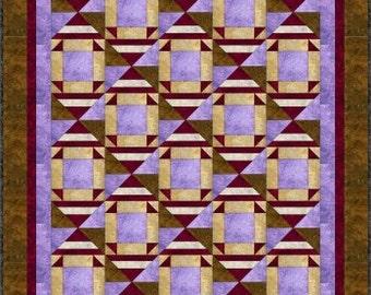 Sand Dune Quilt Pattern