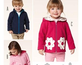 Burda Pattern 9425 Toddler's Jacket