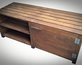 Handmade TV Unit 3