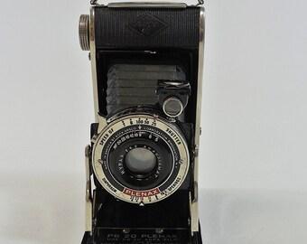Vintage AGFA Ansco PB 20 Plenax Folding Camera Binghamton NY