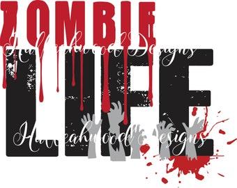 Zombie/Walker- DIGITAL DESIGN