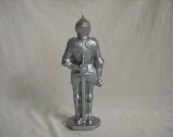 Armored Knight Candle-Knight Shining Armor-