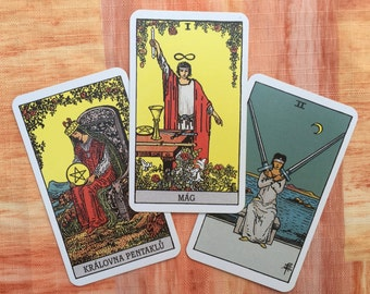 Tarot reading - one question
