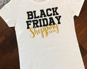 Black Friday Crew Tee