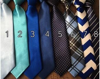 Baby boy or toddler neckties, toddler ties, baby boy ties, ties for boys, neckties for baby boy, neckties for toddler